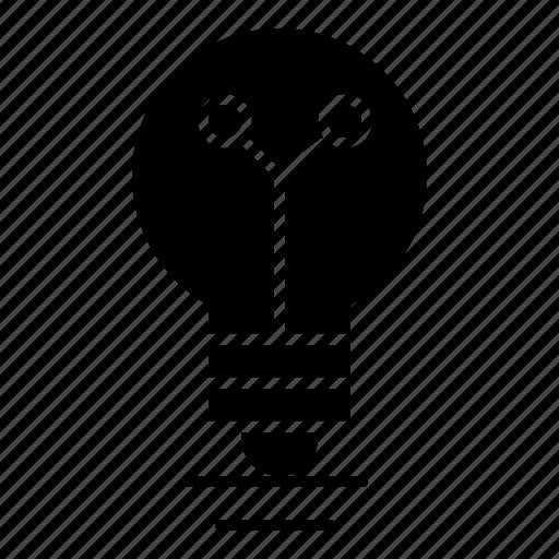 Biochemistry, bulb, lab, light icon - Download on Iconfinder