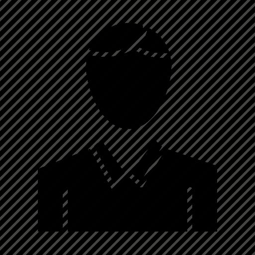 account, human, man, person icon