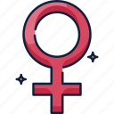 female, female symbol, gender, female sign, sex, specific gender, feminine