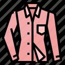 cloth, fabric, shirts, wear icon