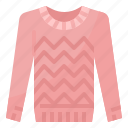 cloth, sweater, warm, wear
