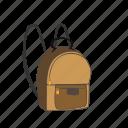 accessories, backpack, fashion, mini, women icon