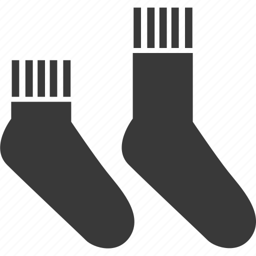 Clothes, clothing, footwear, socks icon - Download on Iconfinder