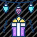 celebration, gift, gift box, present, surprise icon