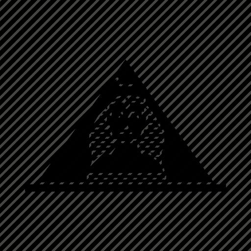 alexandria, egypt, egyptian, pyramids, rome, wonders icon