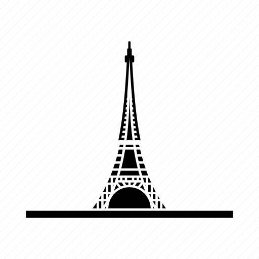 eiffel, europe, france, paris, tower, wonders of the world icon
