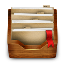 bright images, folder, wooden, wooden images icon