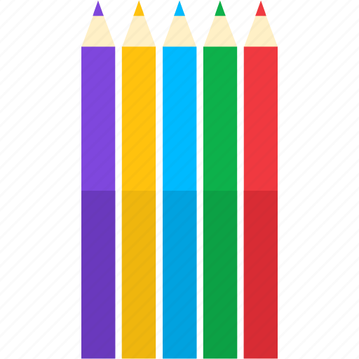 art, color, colors, colour, drawing, pencil, pencils icon