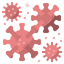 corona, coronavirus, covid19, infected, covid 19, covid-19, virus transmission icon