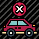 car, no, transportation