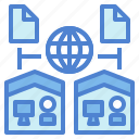 file, home, internet, transfer, work