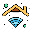 connection, home, internet, wifi
