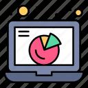 chart, communication, meeting, online, sharing