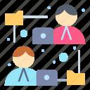 communication, file, internet, online, sharing