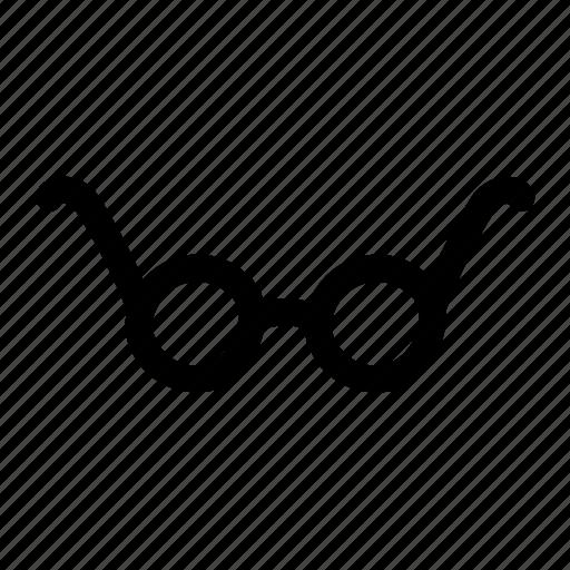eyeglasses, eyewear, glasses, see, spectacles icon