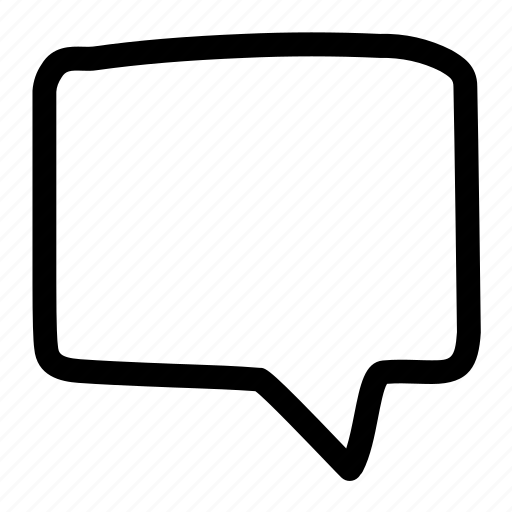 bubble, chat, comment, message, sms, speech icon