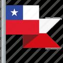 chile, flag