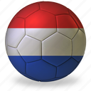 b, ball, commercial, flags, football, game, netherlands, private, soccer, sport, world cup icon