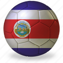 costa, ball, d, world cup, football, commercial, private, sport, game, flags, soccer, rica