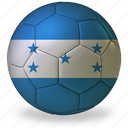 ball, commercial, e, flags, football, game, honduras, private, soccer, sport, world cup icon