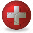 world cup, ball, e, football, commercial, private, sport, game, flags, switzerland, soccer