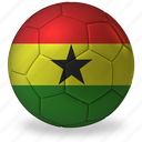 ghana, world cup, ball, football, commercial, private, sport, game, flags, soccer