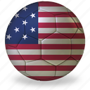 world cup, ball, usa, football, commercial, private, sport, game, flags, soccer