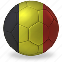 ball, belgium, commercial, flags, football, game, h, private, soccer, sport, world cup icon