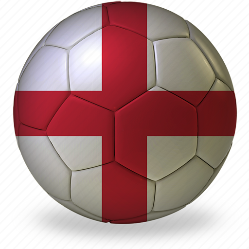 ball, commercial, d, england, flags, football, game, private, soccer, sport, world cup icon