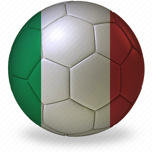 ball, commercial, d, flags, football, game, italy, private, soccer, sport, world cup icon