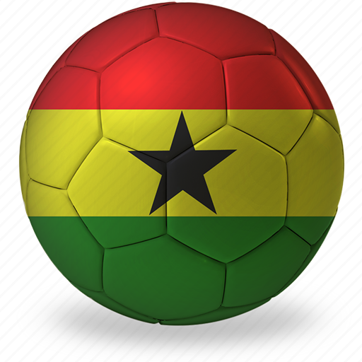 ball, commercial, flags, football, game, ghana, private, soccer, sport, world cup icon
