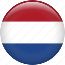 caribbean netherlands, country, flag, nation