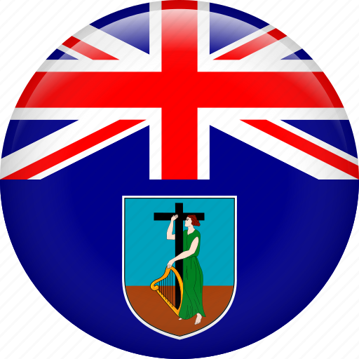 country, flag, montserrat, nation icon