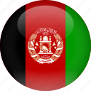 afghanistan, country, flag
