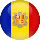 andorra, country, flag