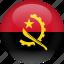 angola, country, flag icon