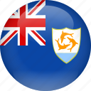 anguilla, country, flag