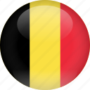 belgium, country, flag