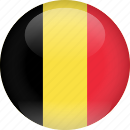 belgium, country, flag icon