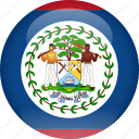 belize, country, flag