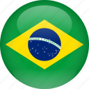 brazil, country, flag