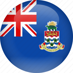 cayman, country, flag icon