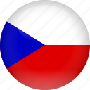 country, czech, flag