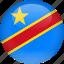 congo, democratic, democratic republic of the congo, republic icon