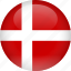 country, denmark, flag icon