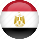 country, egypt, flag