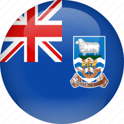 country, falkland, flag icon