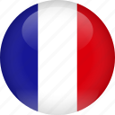 country, flag, france