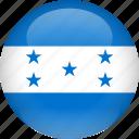 country, flag, honduras