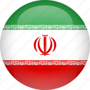 country, flag, iran